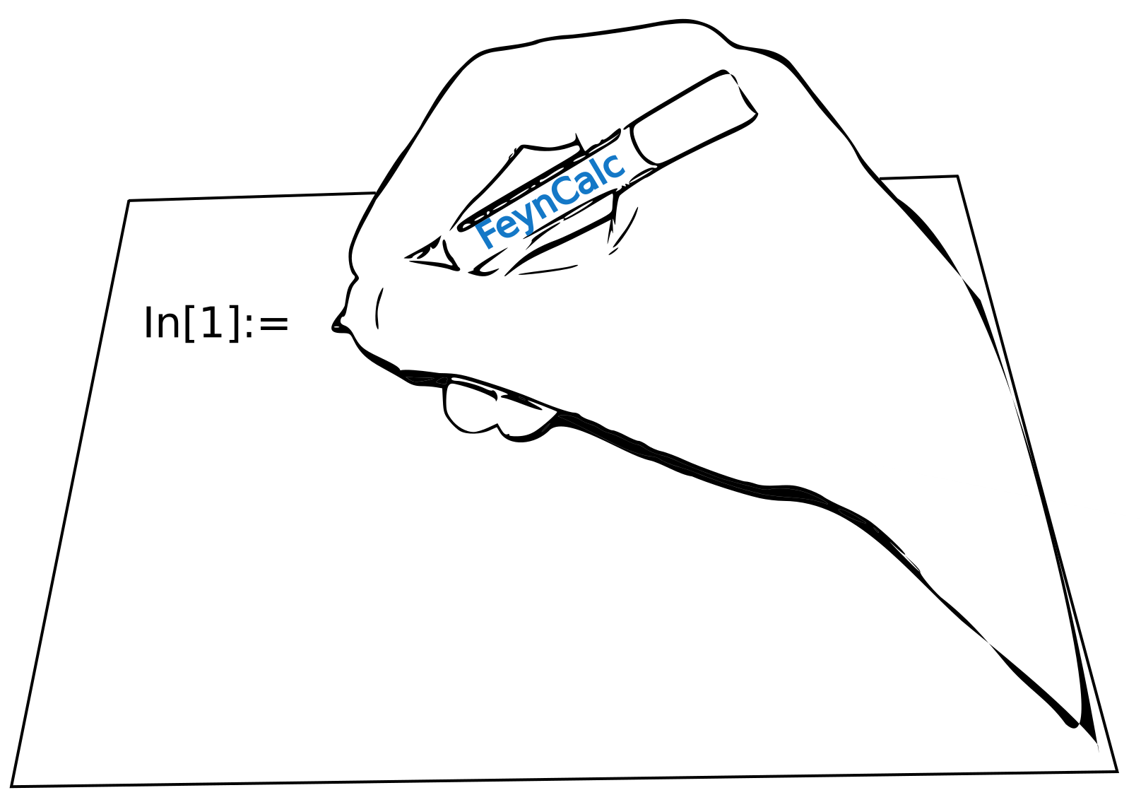 Handg logo pooptronica